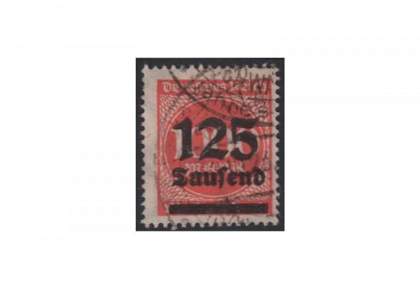 Deutsches Reich Michel-Nr. 291 b gestempelt geprüft
