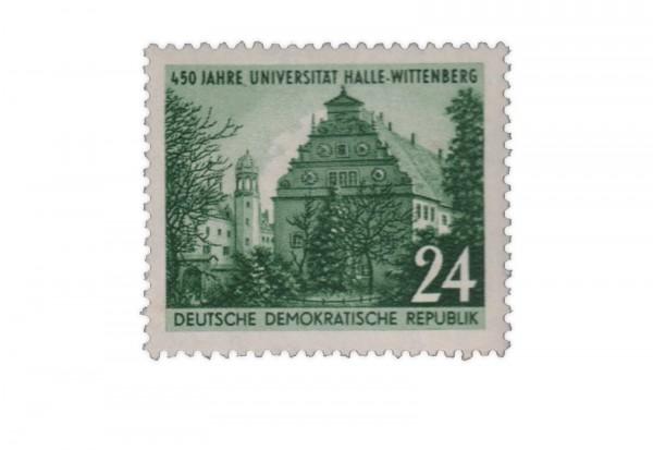 DDR Michel Nr. 318 postfrisch 450 Jahre Universität Halle - Wittenberg