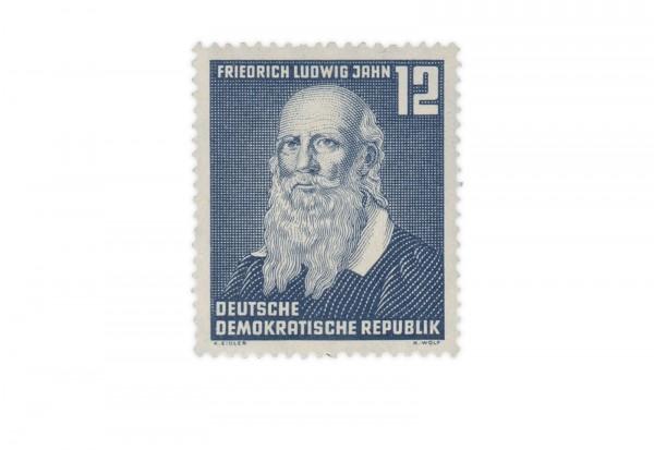 DDR Michel Nr. 317 gestempelt Ludwig Jahn