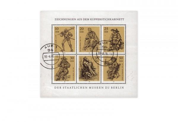 DDR Kleinbogen Mi.Nr. 2347-2352 **
